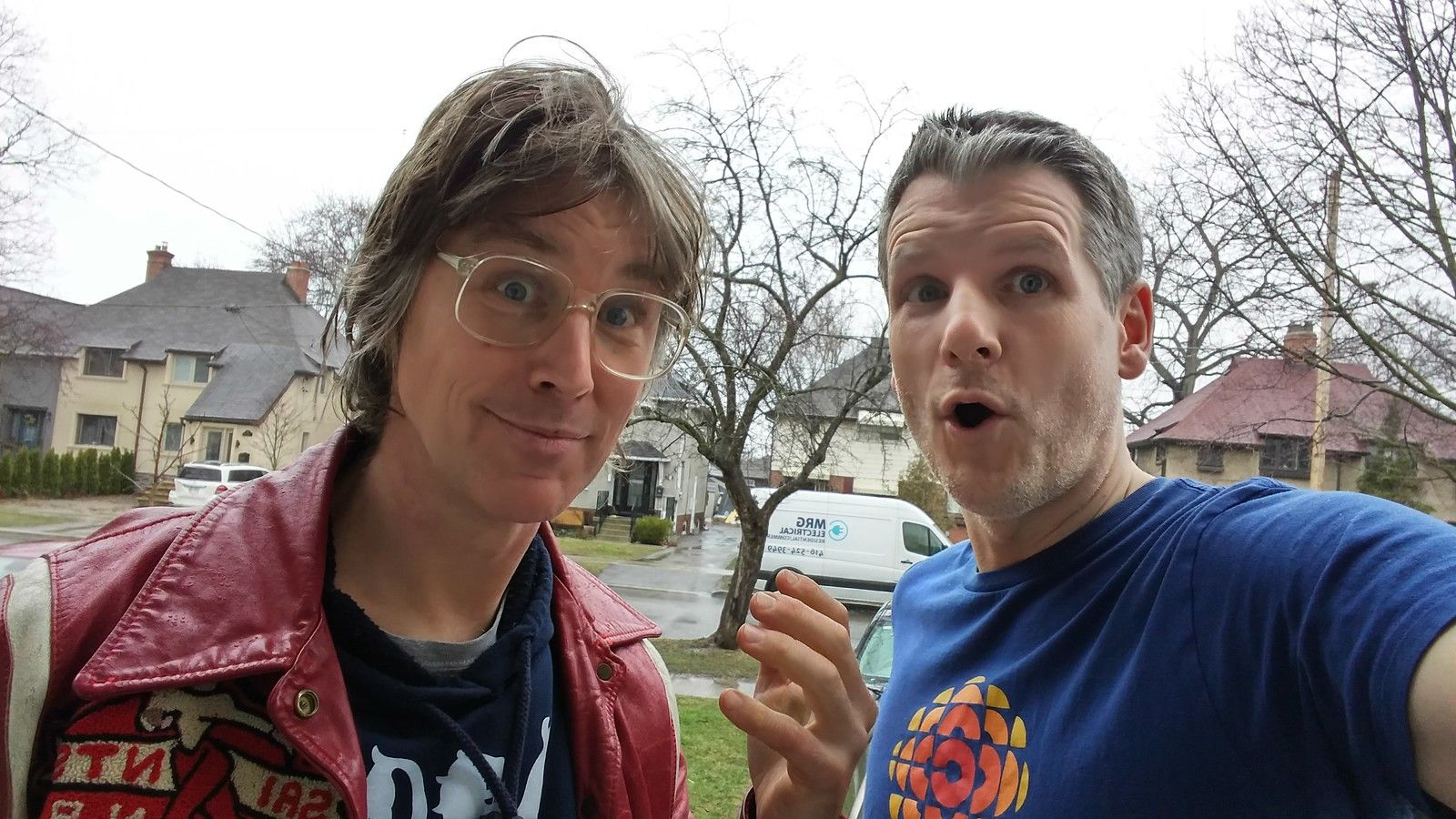 Toronto Mike'd Podcast Episode 229: Chris Murphy from Sloan