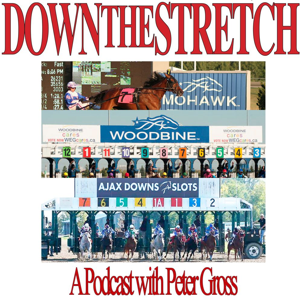 Down the Stretch Podcast by Peter Gross
