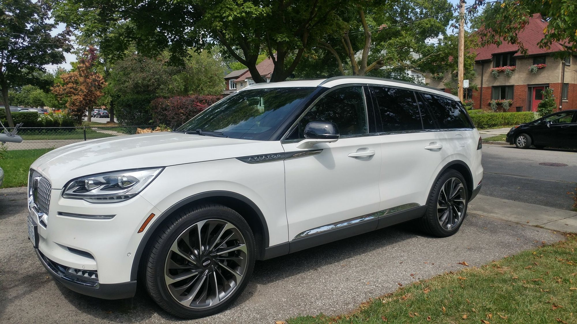 Lincoln Aviator Test Drive
