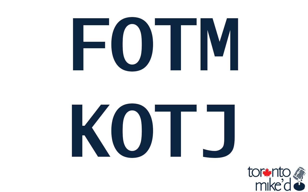 Toronto Mike'd Podcast Episode 701: FOTM KOTJ, Vol. 15