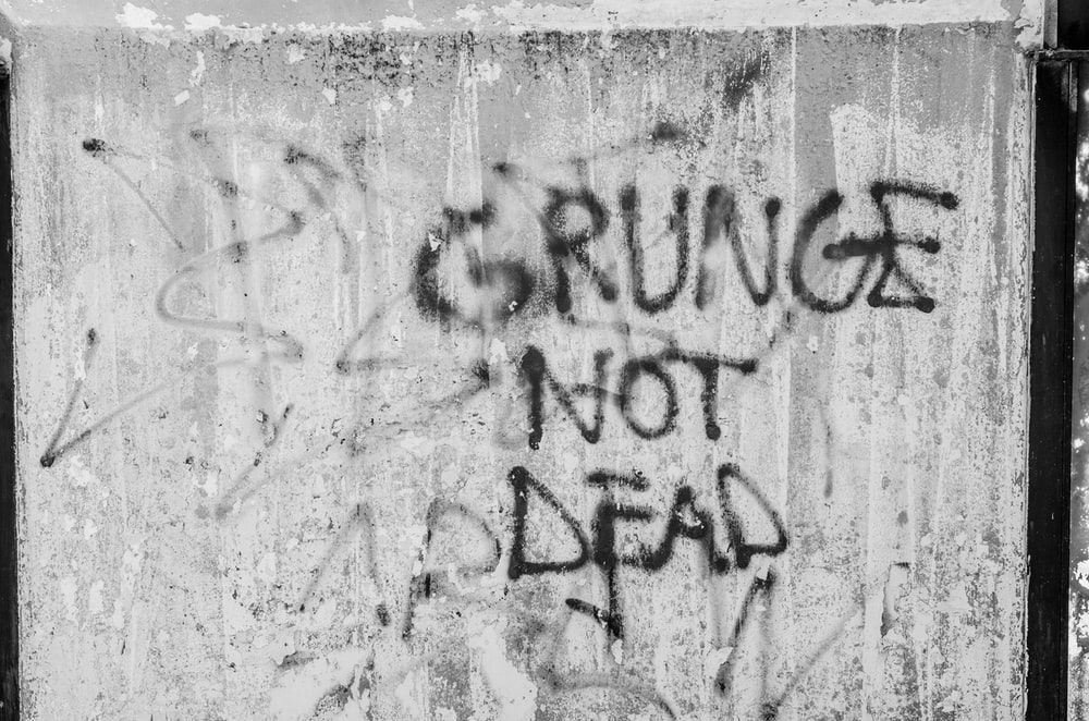Load Up on Grunge, Bring Your Friends...