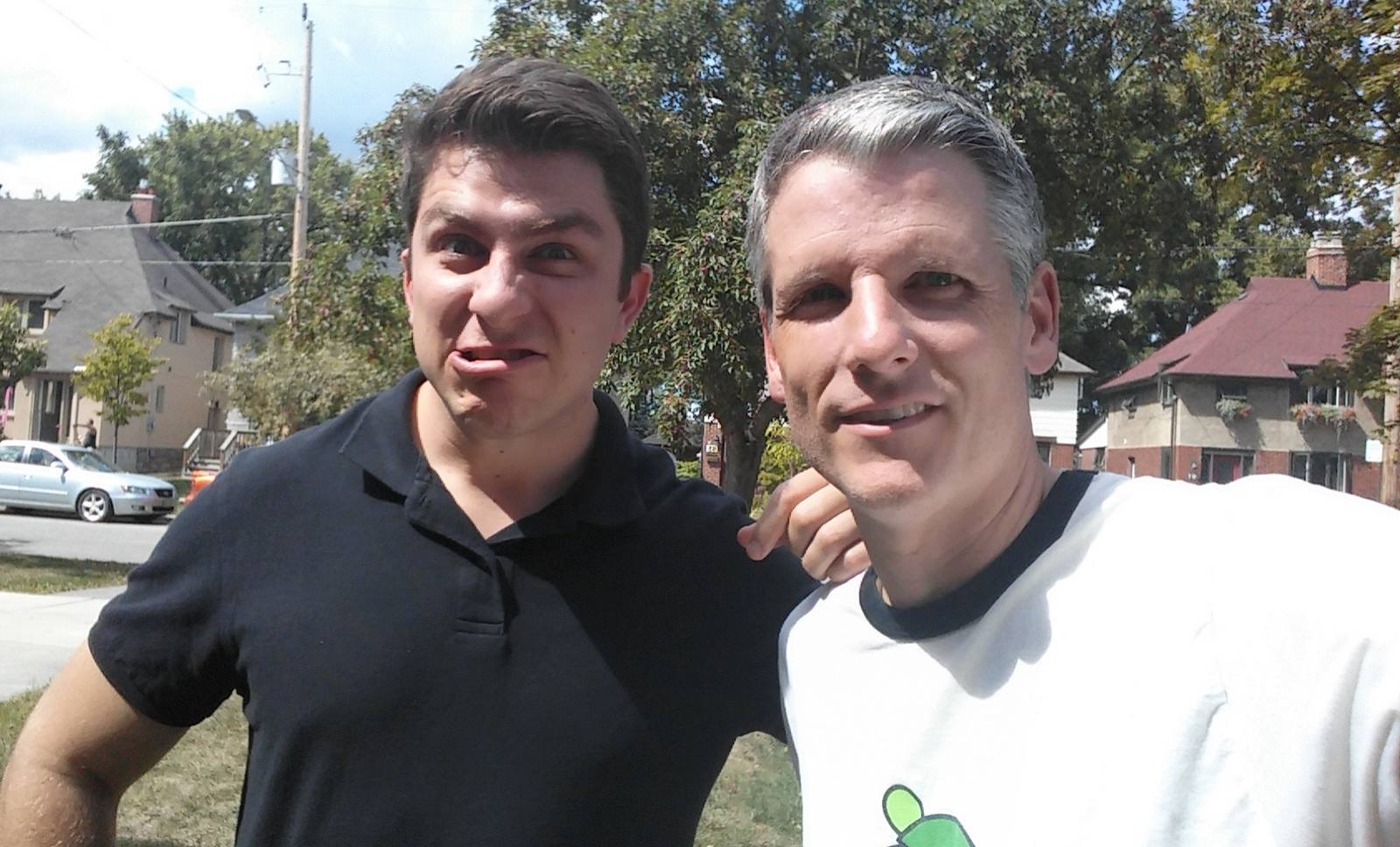 Toronto Mike'd Podcast Episode 190: Steve Dangle
