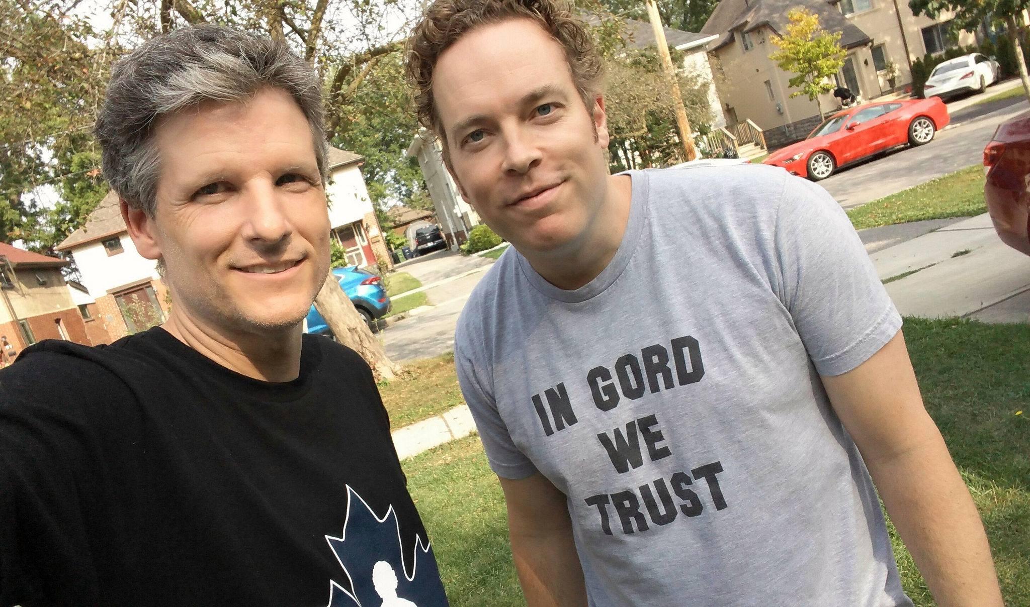 Toronto Mike'd Podcast Episode 267: Tim Thompson Kicks Out the Jams!