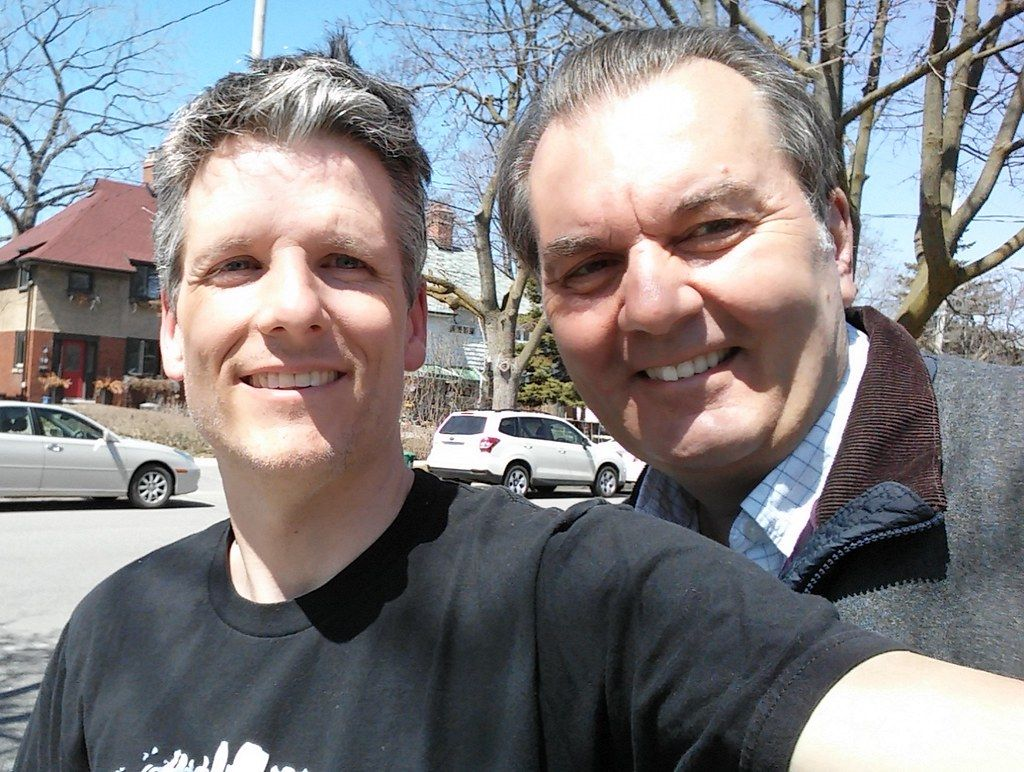 Toronto Mike'd Podcast Episode 168: Vic Rauter