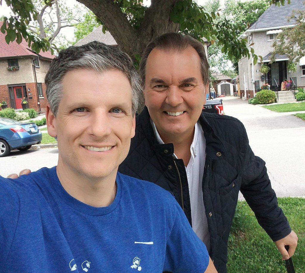 Toronto Mike'd Podcast Episode 343: Vic Rauter Returns