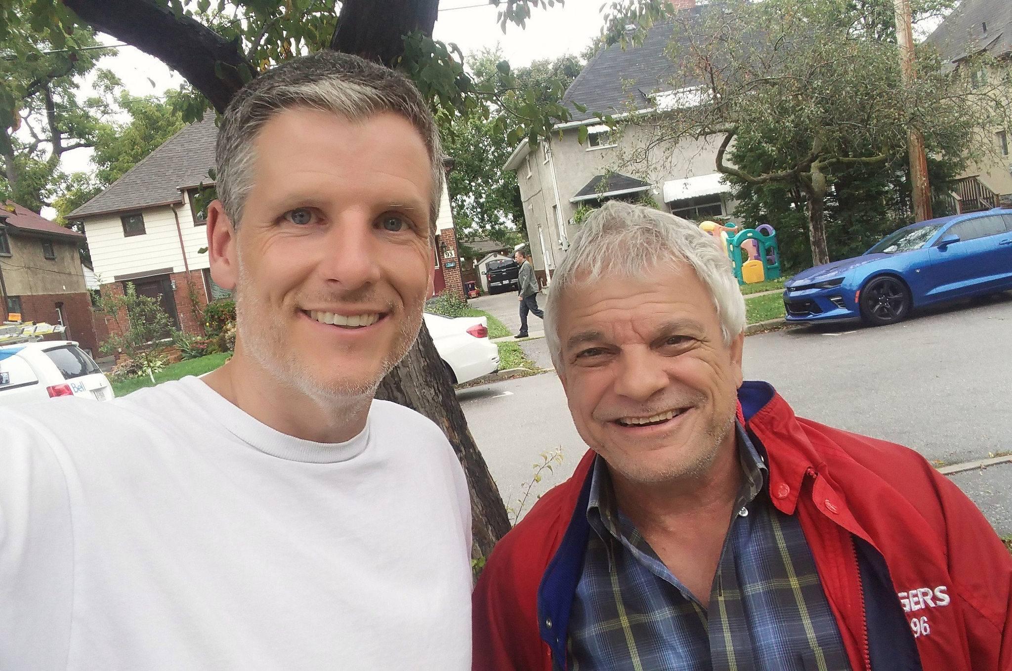 Toronto Mike'd Podcast Episode 380: Peter Gross
