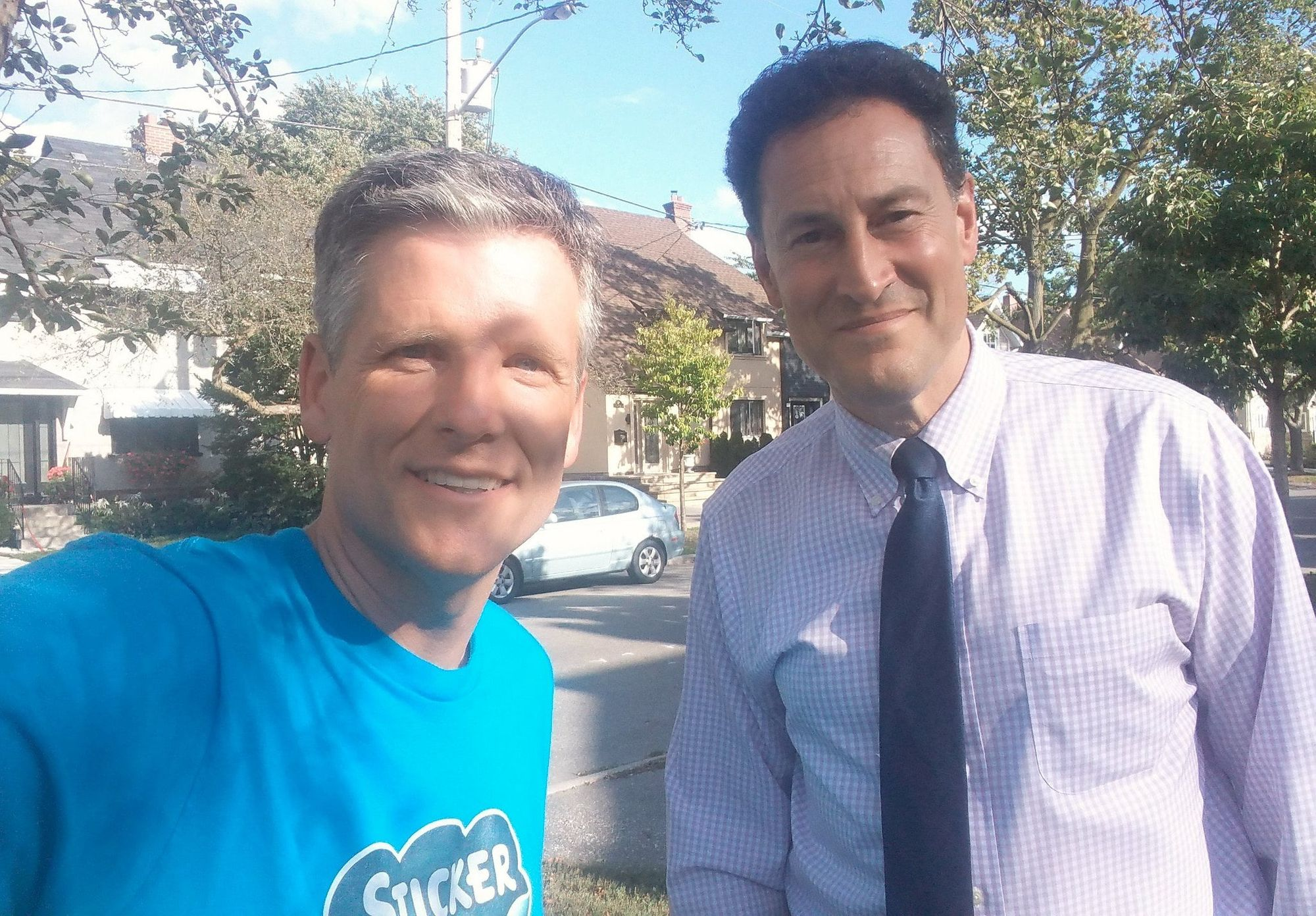 Toronto Mike'd Podcast Episode 515: Steve Paikin