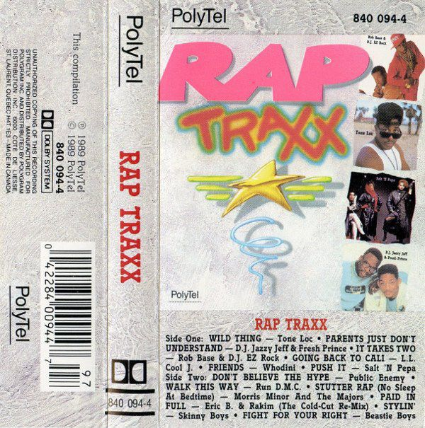 Rap Traxx and the Fresh Prince