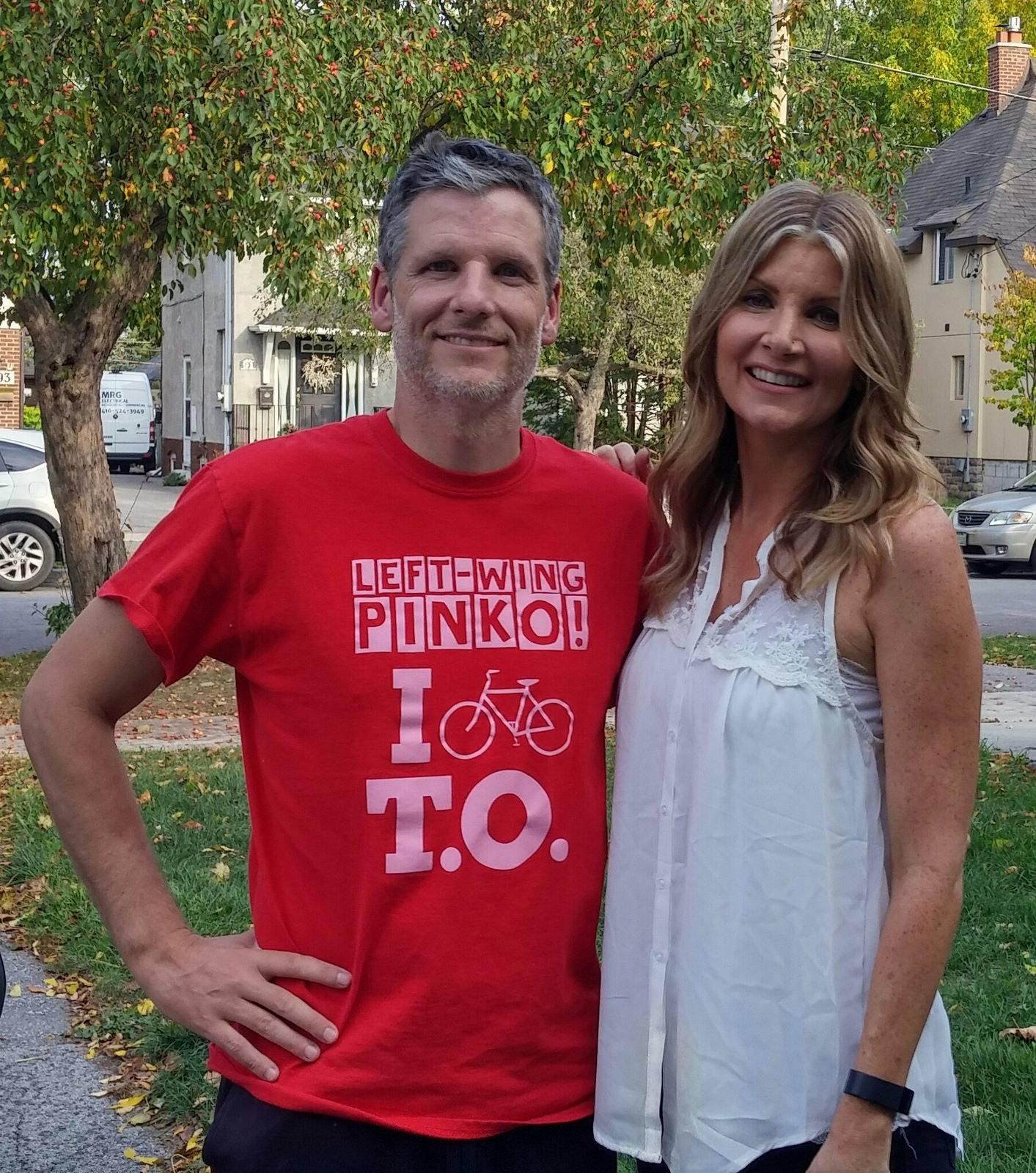 Toronto Mike'd Podcast Episode 198: Joanne Wilder