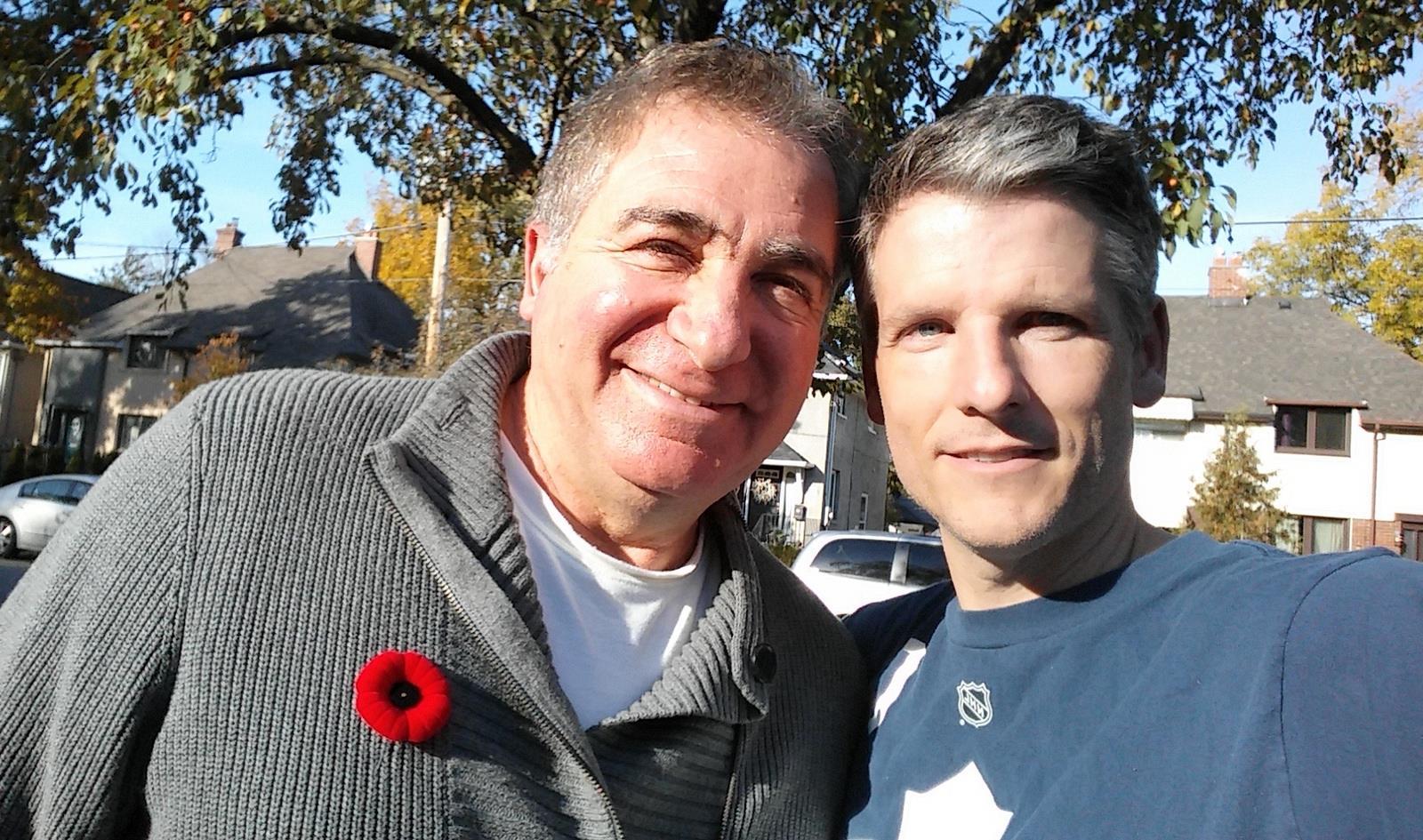 Toronto Mike'd Podcast Episode 201: Gino Reda