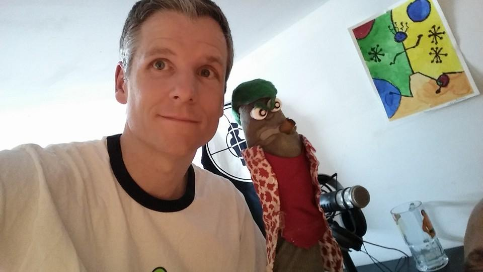 Toronto Mike'd Podcast Episode 94: Ed the Sock