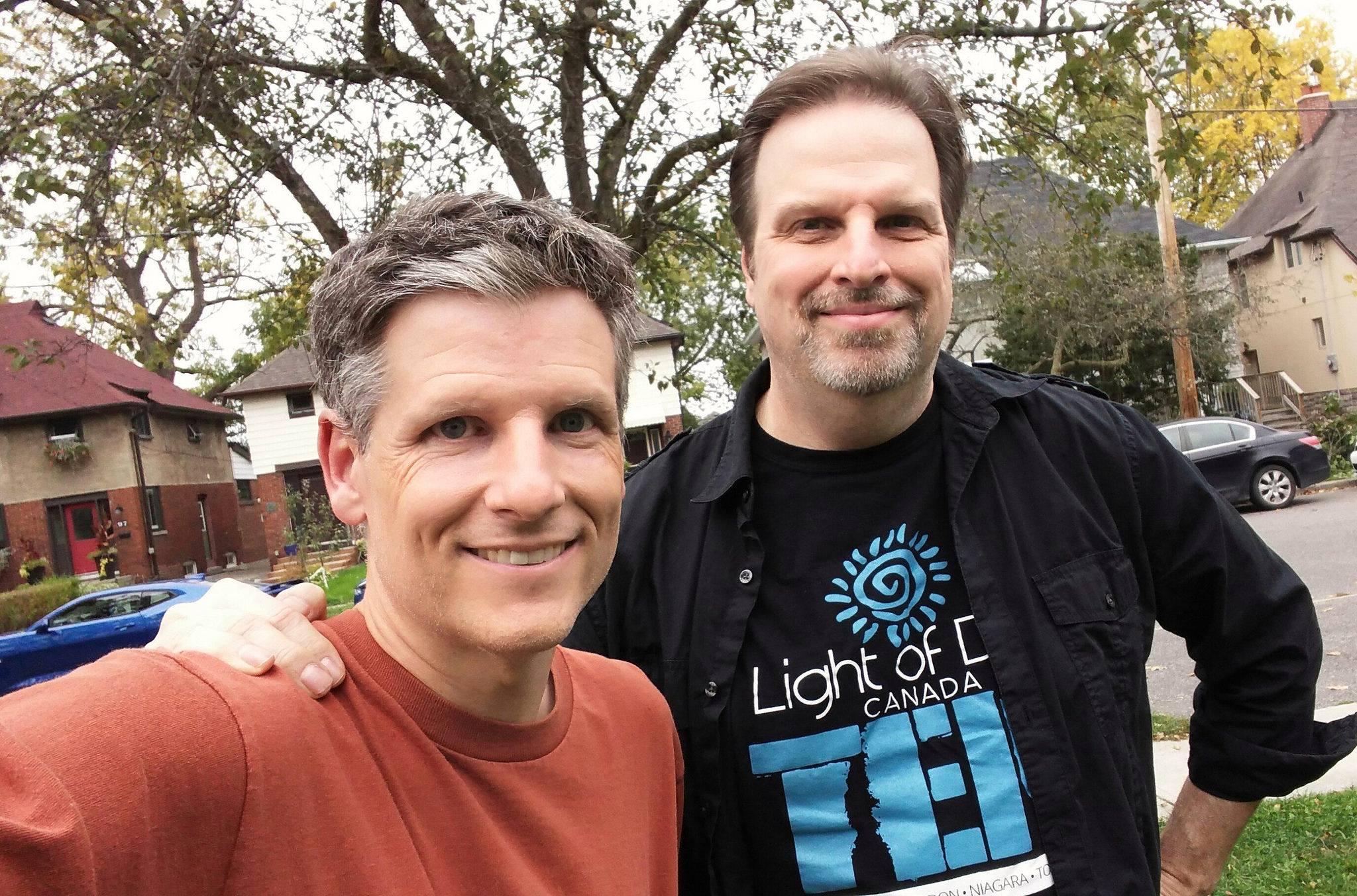 Toronto Mike'd Podcast Episode 274: Mike Hogan