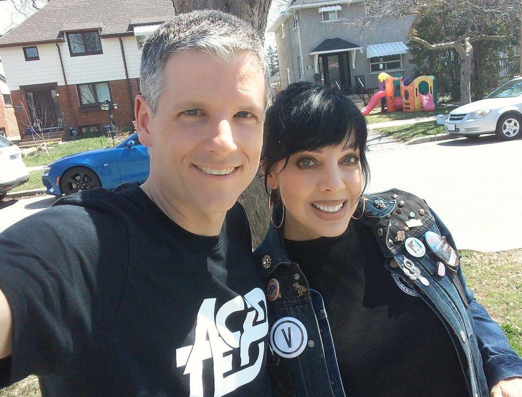Toronto Mike'd Podcast Episode 331: Bif Naked