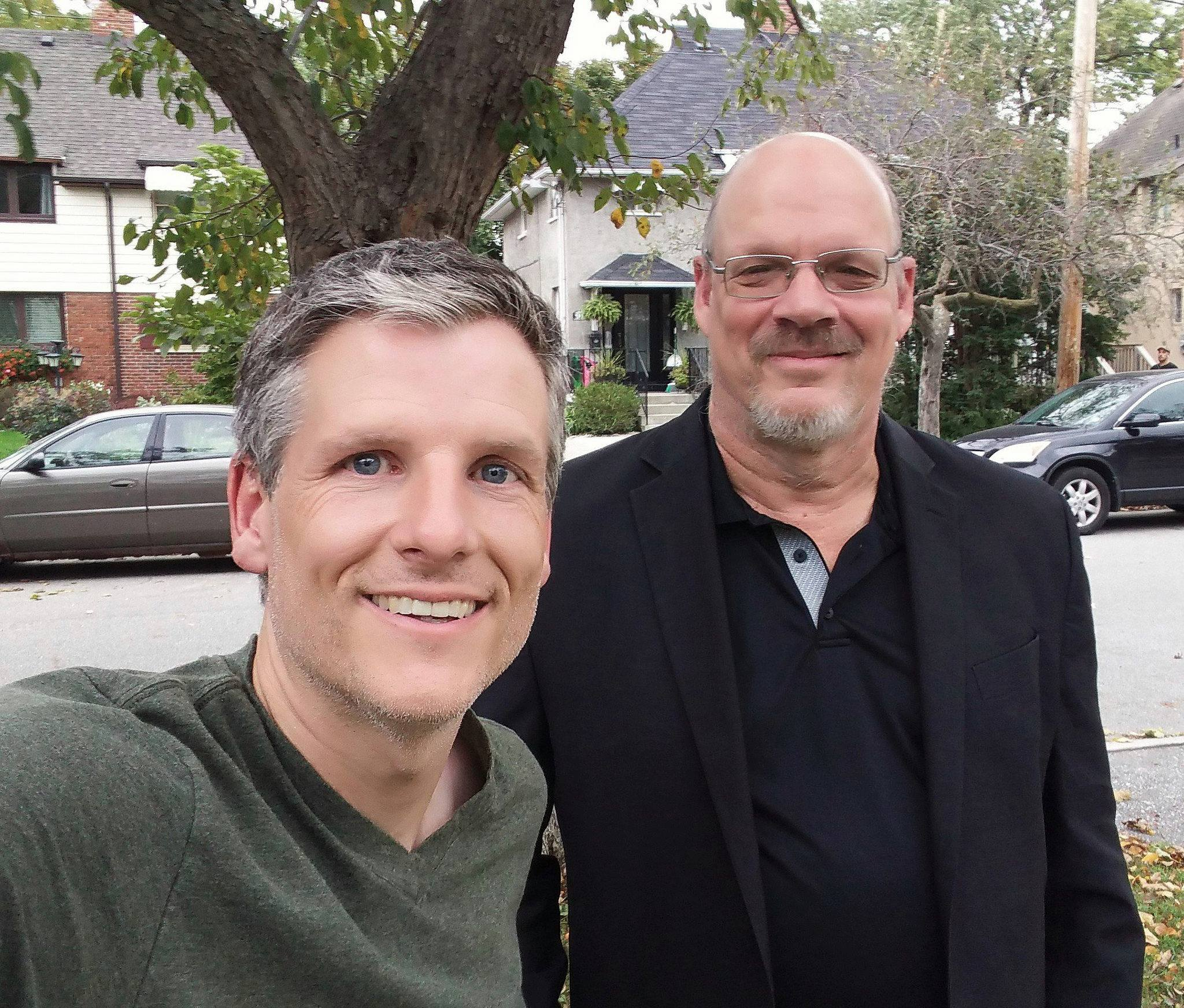 Toronto Mike'd Podcast Episode 383: Mike Zeisberger