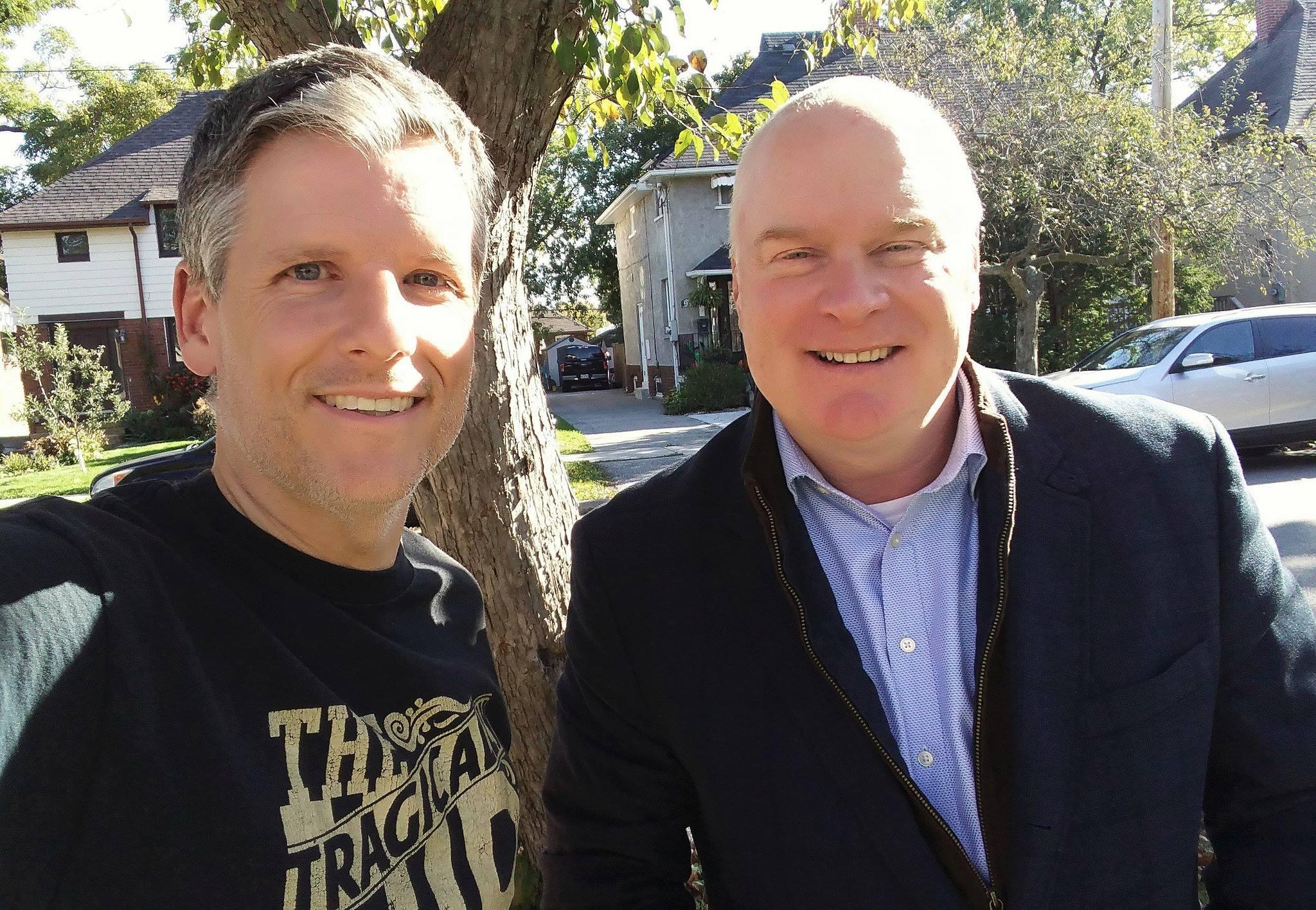 Toronto Mike'd Podcast Episode 385: Scott Moore