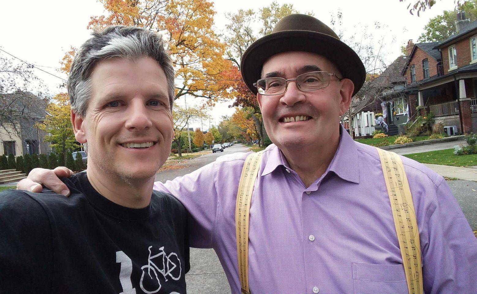 Toronto Mike'd Podcast Episode 391: Lou Schizas Returns