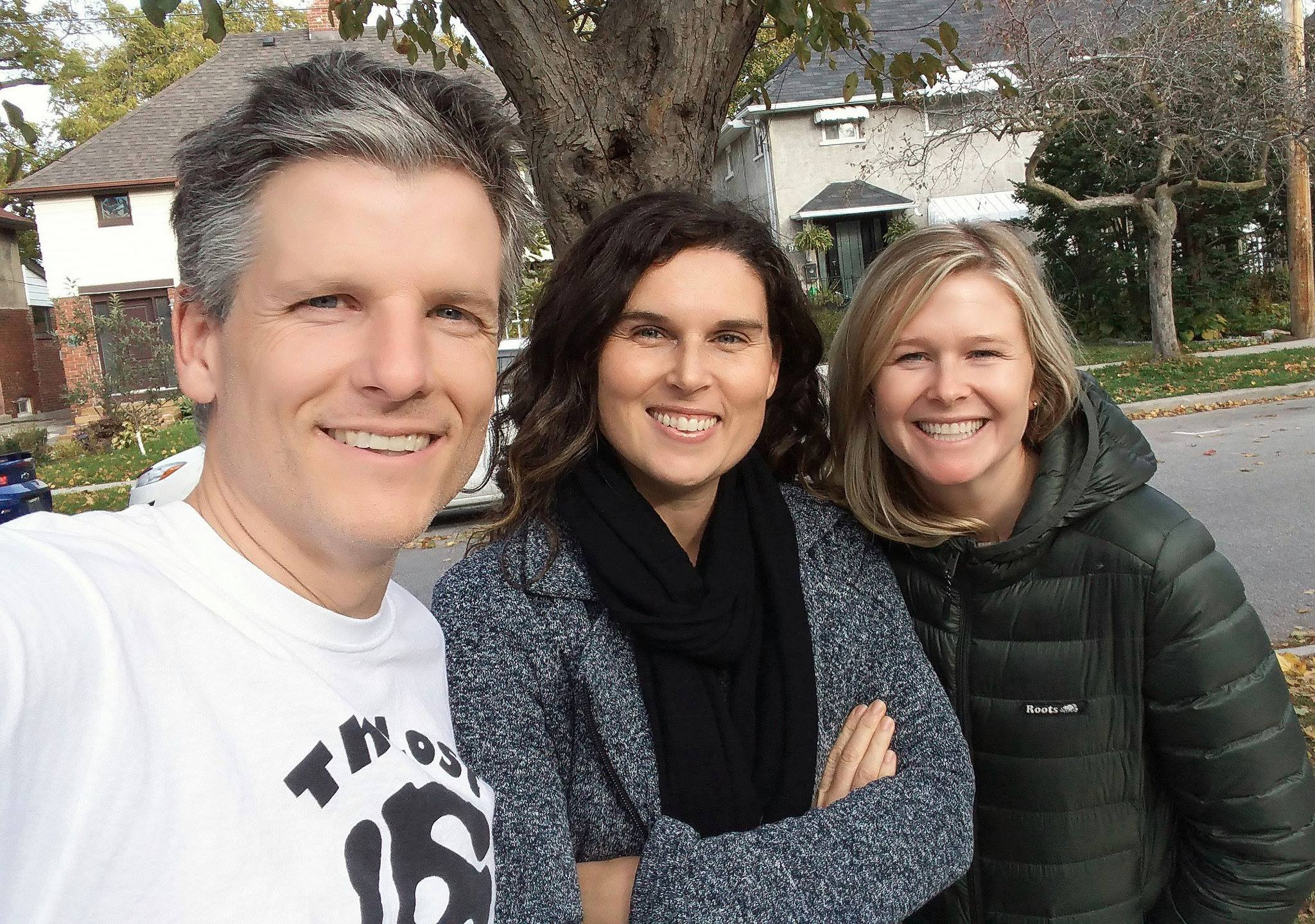 Toronto Mike'd Podcast Episode 392: Rachel Brady and Kristina Rutherford