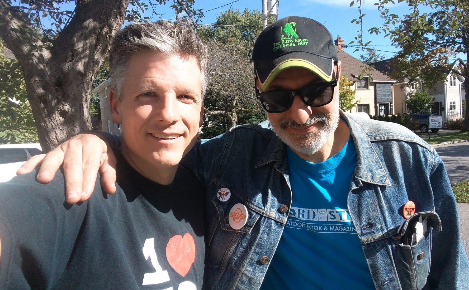 Toronto Mike'd Podcast Episode 526: Dave Bidini of Rheostatics