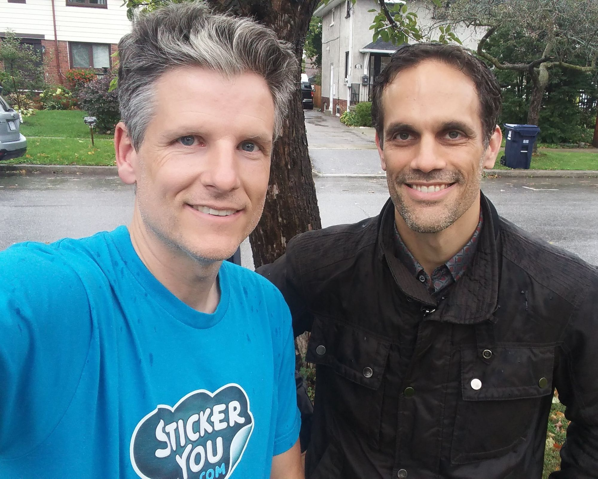 Toronto Mike'd Podcast Episode 527: Andrew Witkin from StickerYou