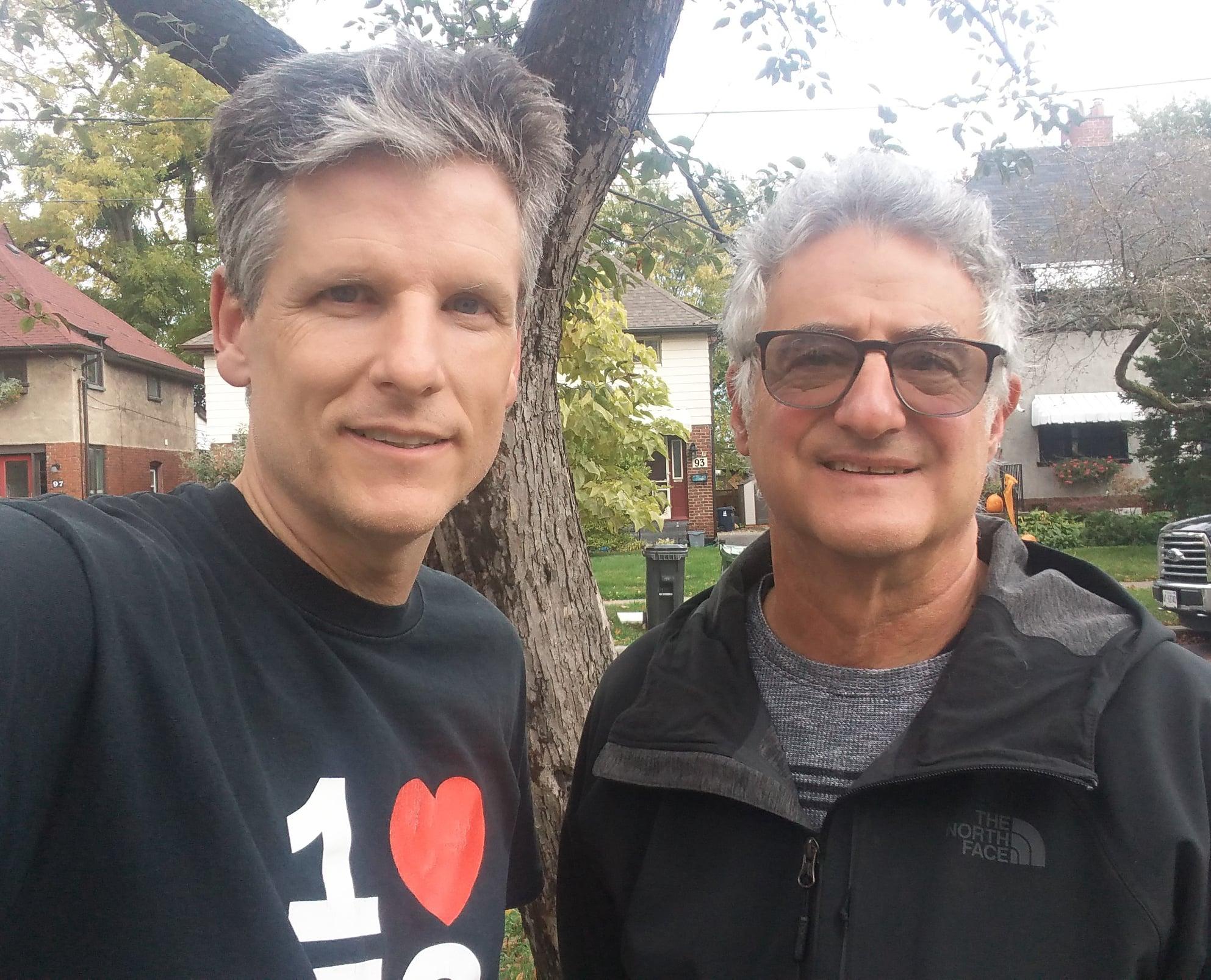 Toronto Mike'd Podcast Episode 530: Gary Topp