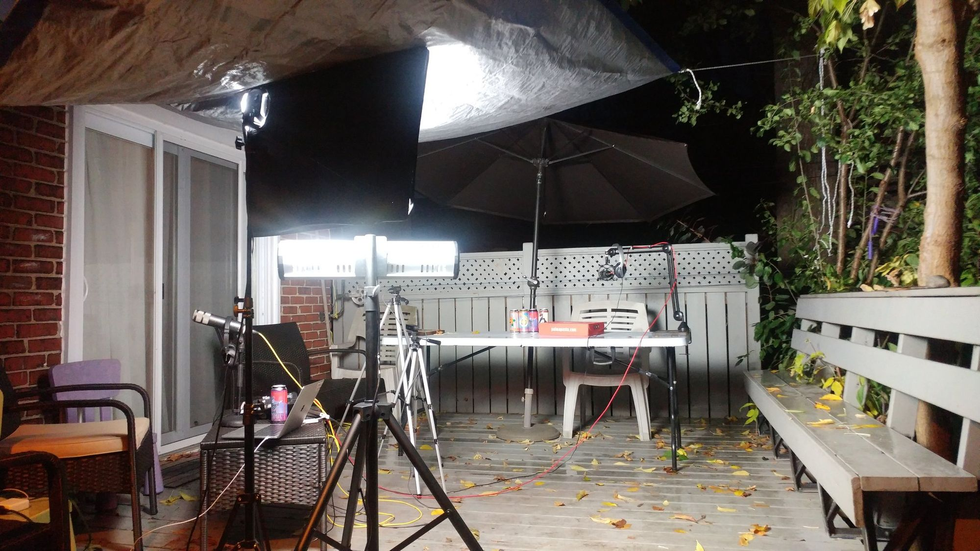 The Evolution of the Backyard Studio