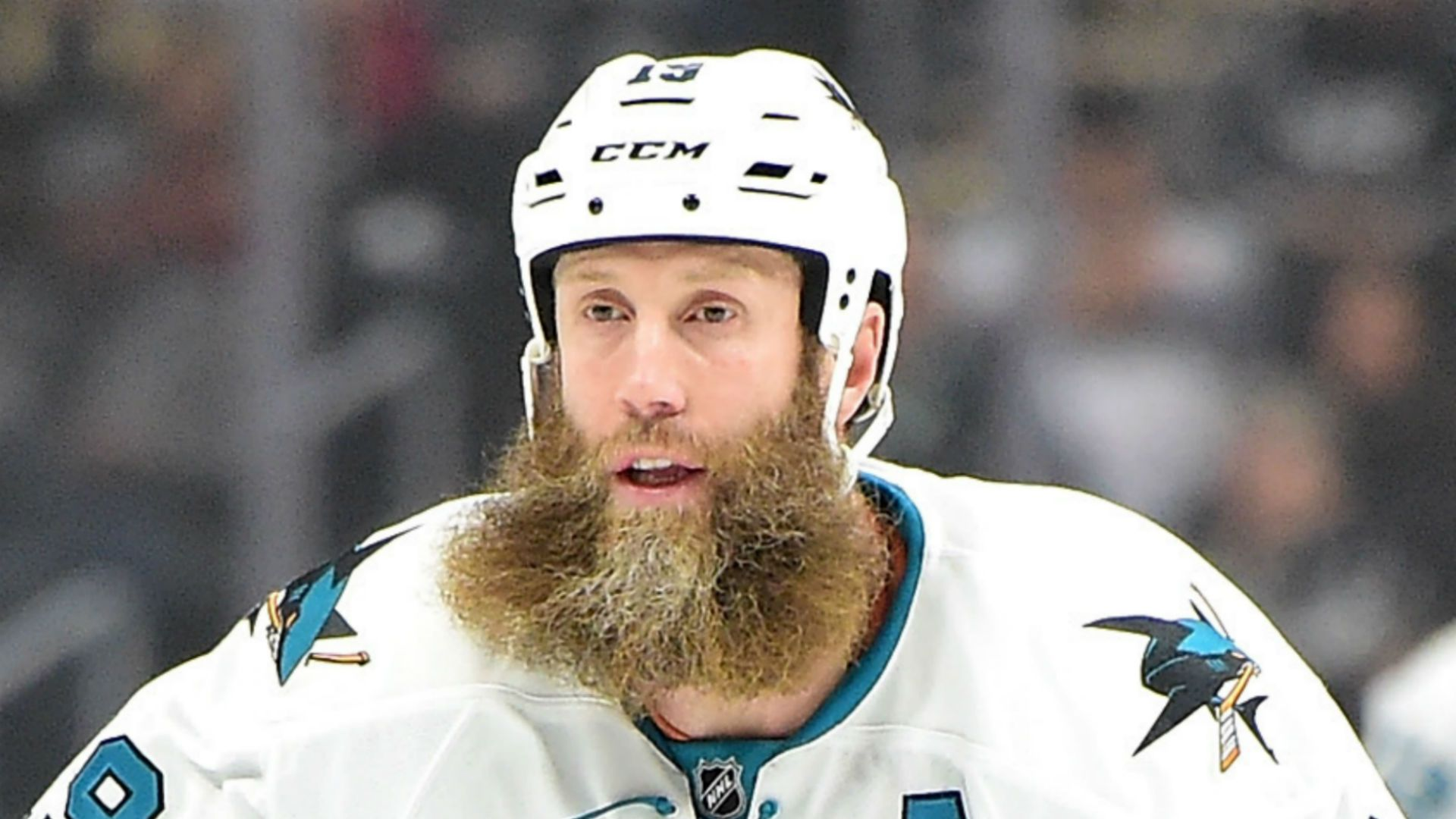 Joe Thornton: Toronto Maple Leaf