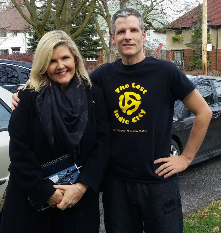 Toronto Mike'd Podcast Episode 206: Stephanie Smyth