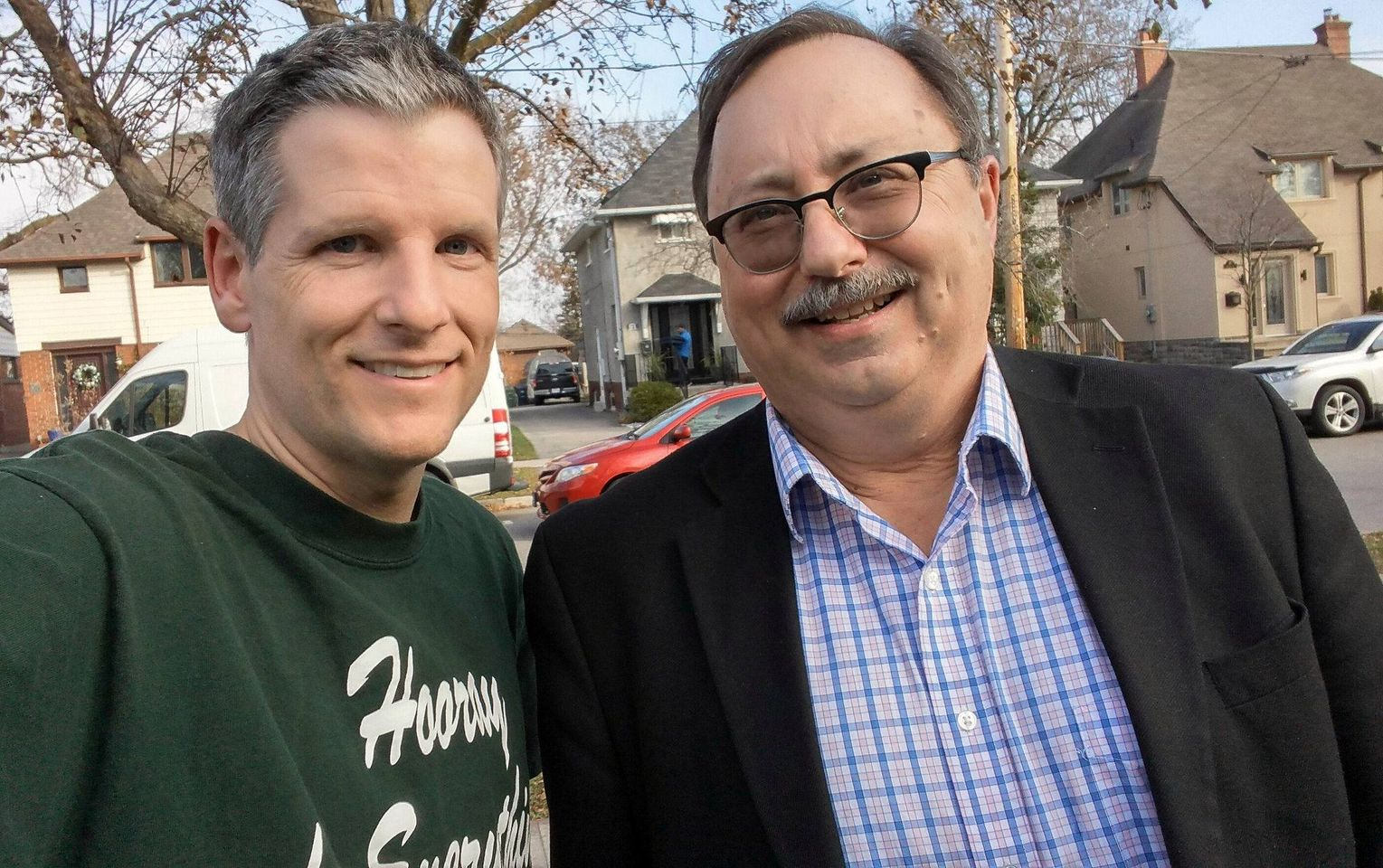 Toronto Mike'd Podcast Episode 284: David Shoalts Kicks Out the Jams!