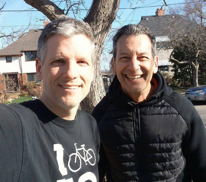 Toronto Mike'd Podcast Episode 401: Mark Hebscher Returns
