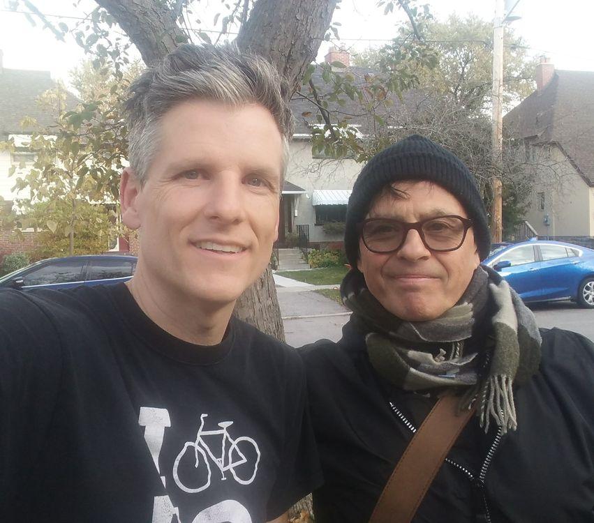 Toronto Mike'd Podcast Episode 539: Ron Davis