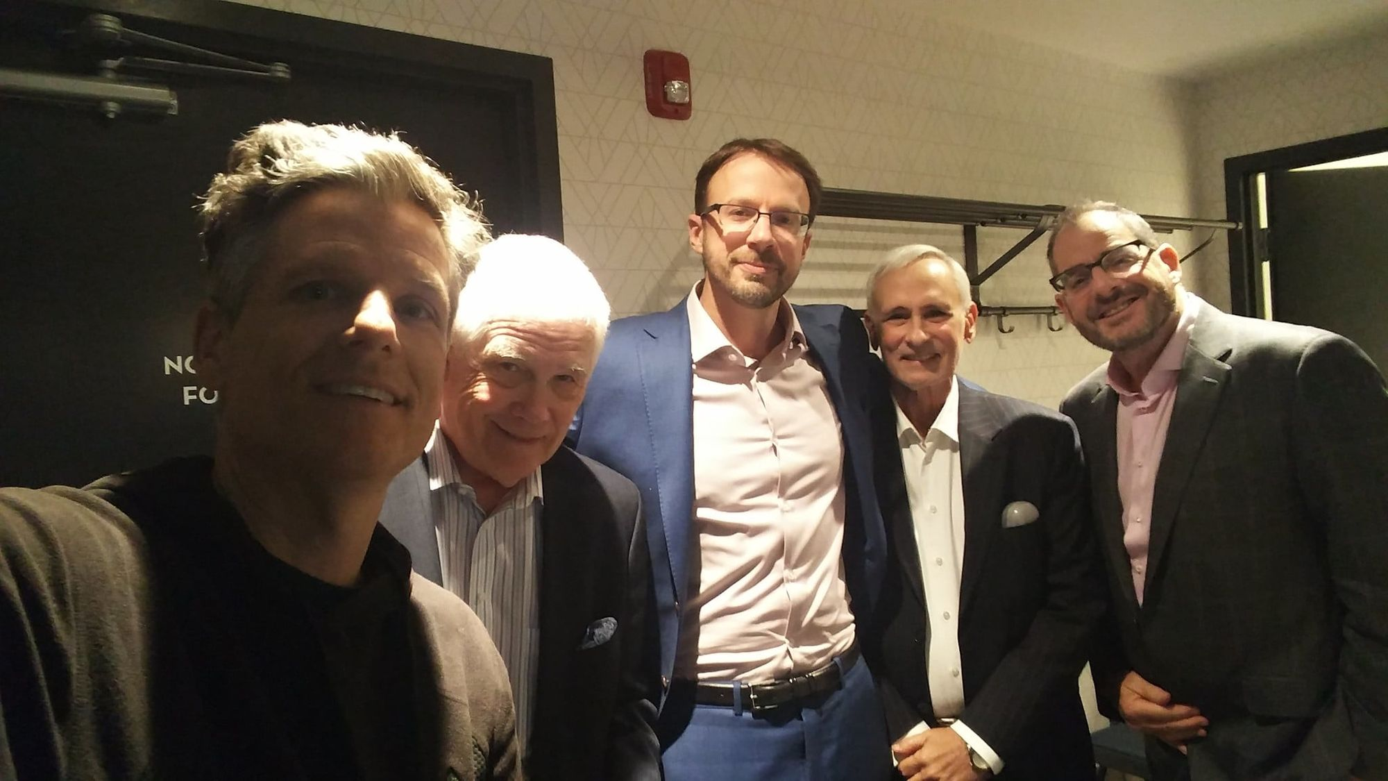 Toronto Mike'd Podcast Episode 548: The Reporters with Brendan Shanahan