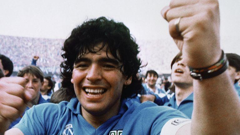 Diego Maradona, Dead at 60