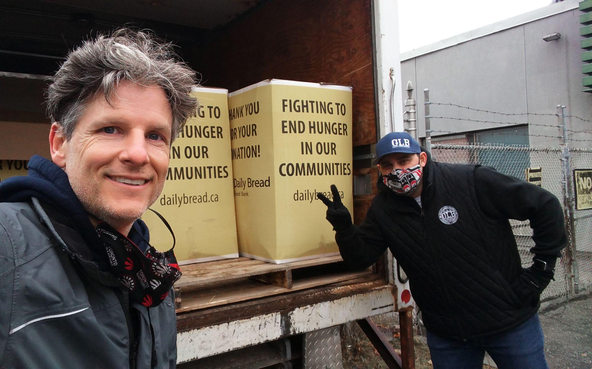 Toronto Mike'd Podcast Episode 769: Hops for Hunger