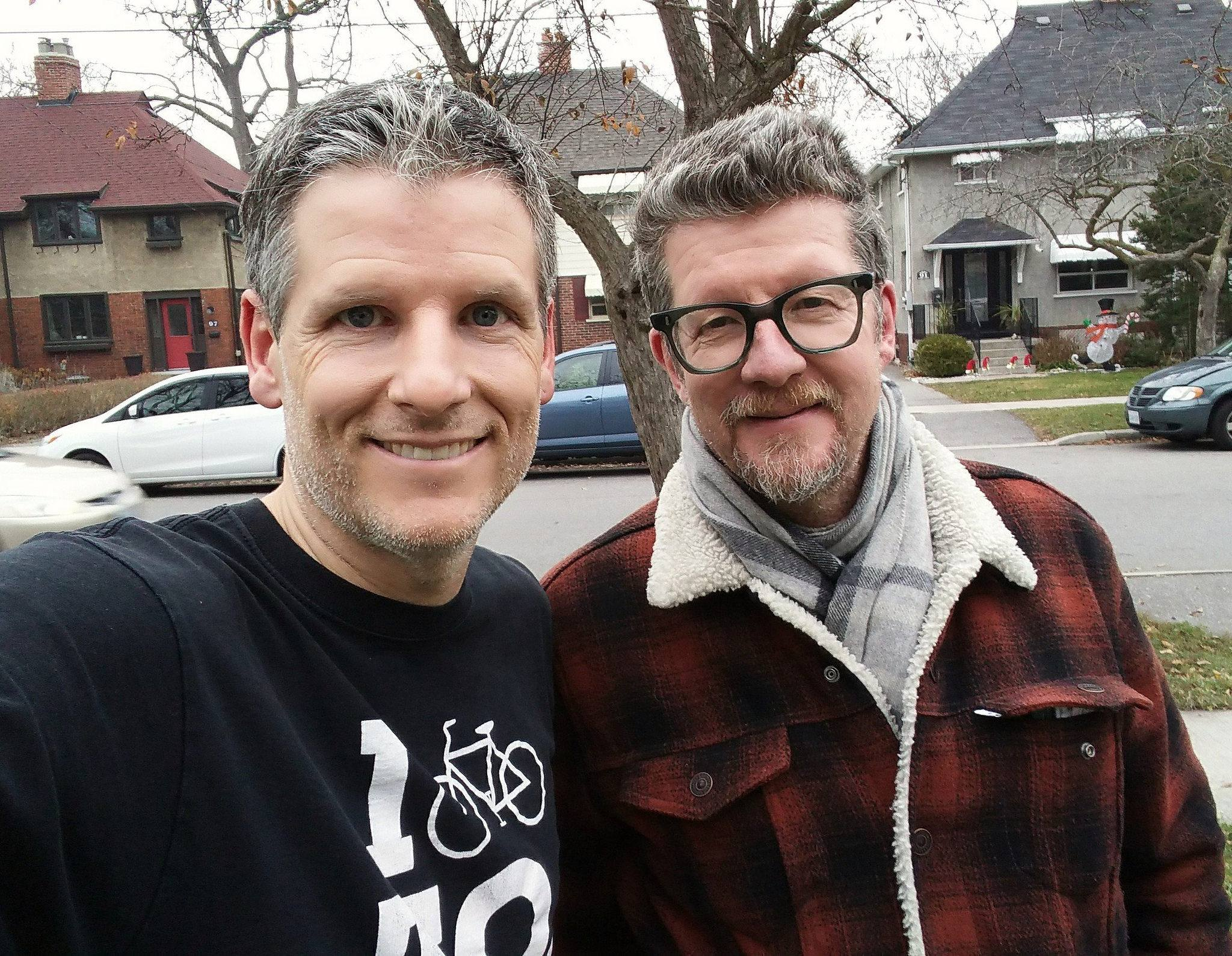Toronto Mike'd Podcast Episode 289: Andy Maize from Skydiggers