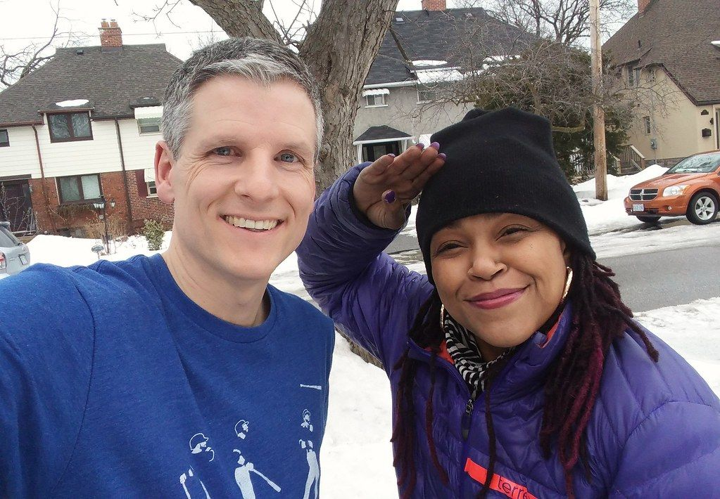 Toronto Mike'd Podcast Episode 434: Michie Mee