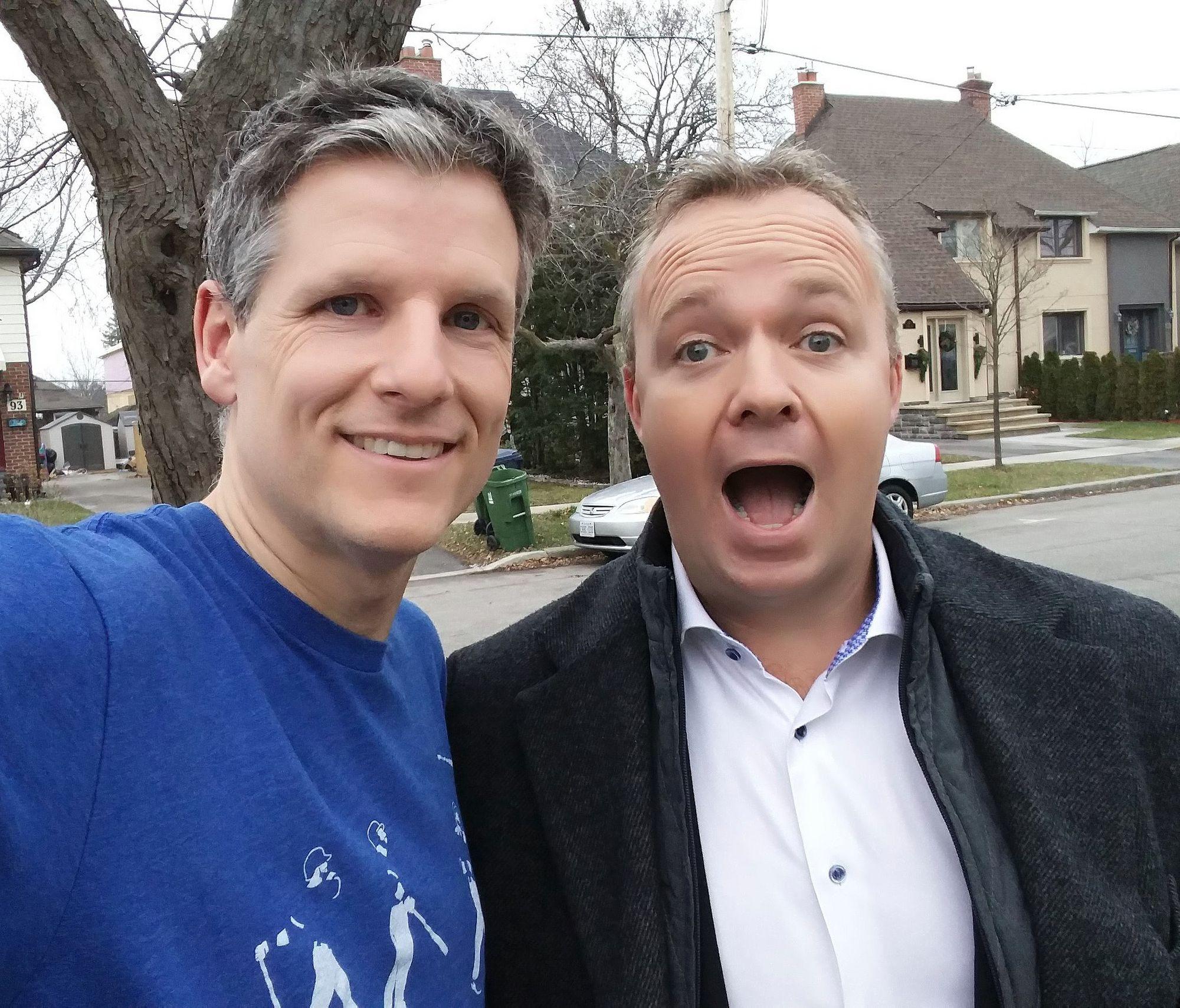 Toronto Mike'd Podcast Episode 410: Matt Cauz