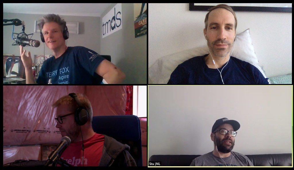Toronto Mike'd Podcast Episode 622: International Jams