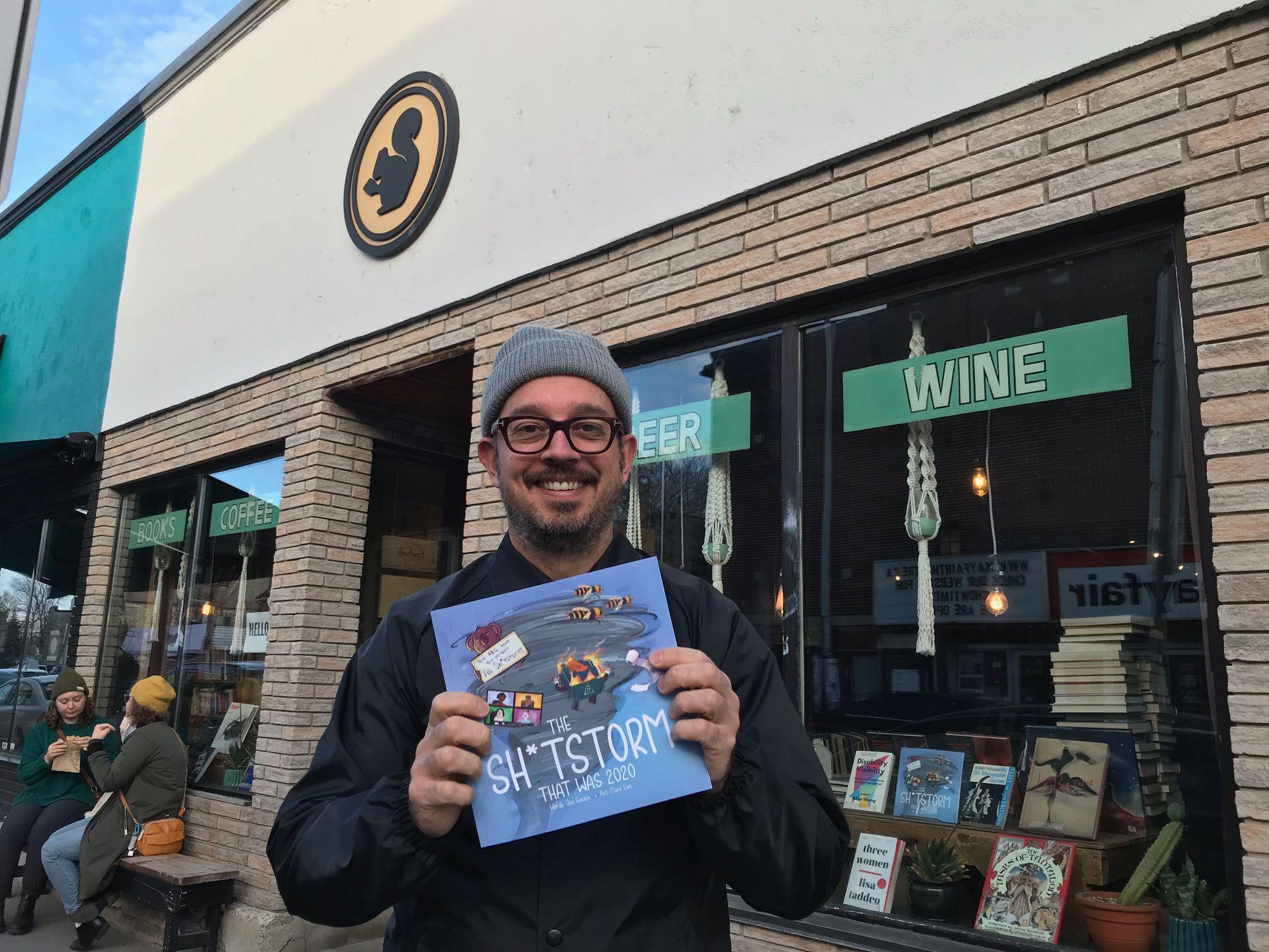 Toronto Mike'd Podcast Episode 774: Jon Sinden