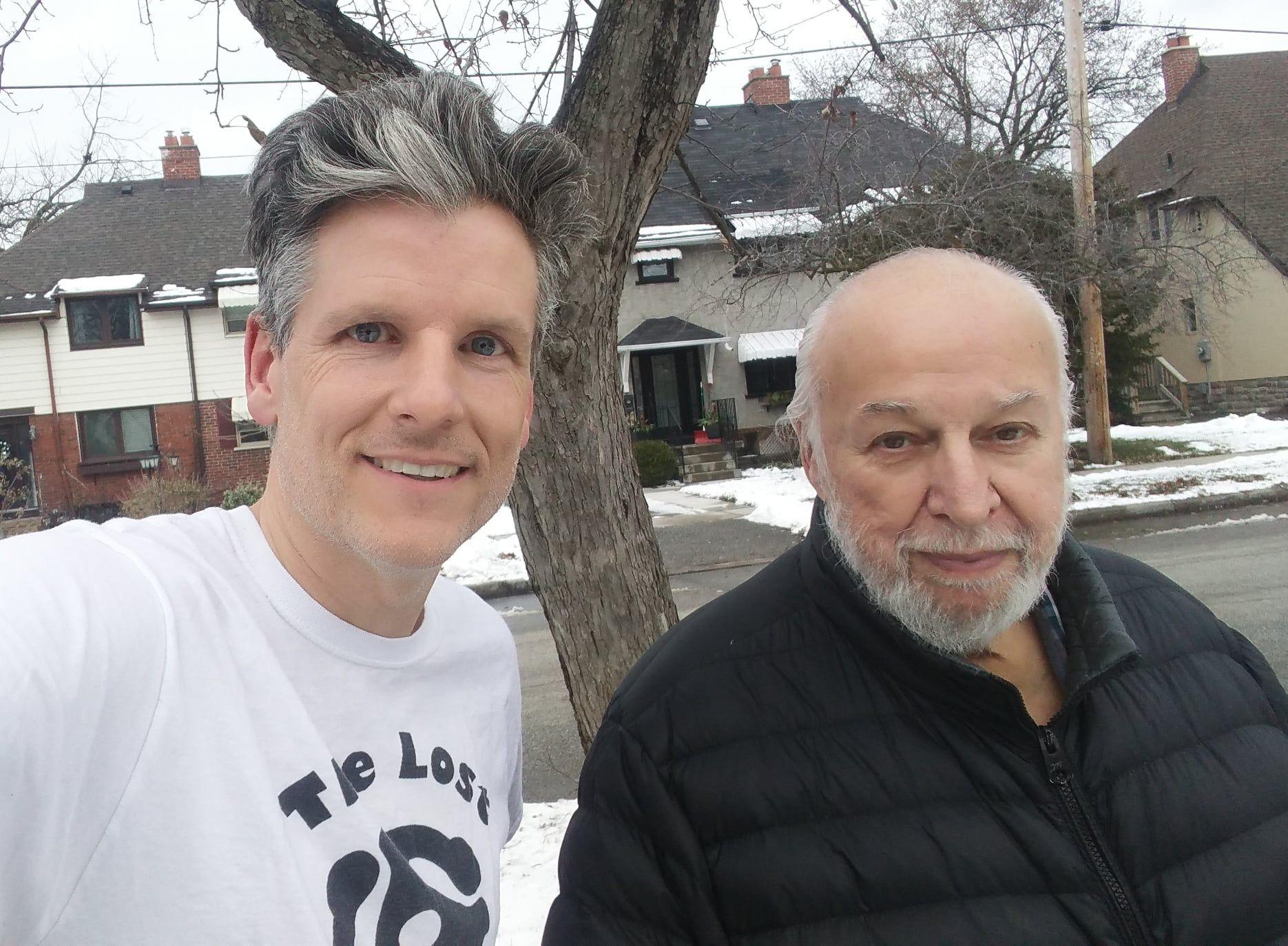 Toronto Mike'd Podcast Episode 552: Bernie Finkelstein