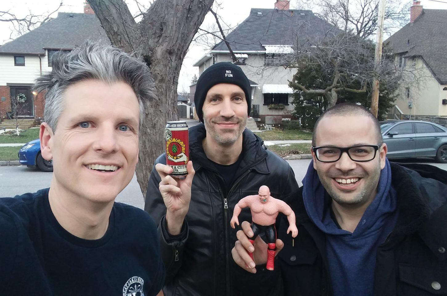 Toronto Mike'd Podcast Episode 559: Stu Stone and Cam Gordon Return