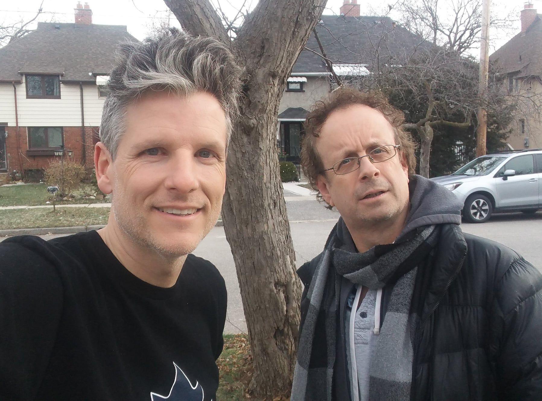 Toronto Mike'd Podcast Episode 557: Kevin McDonald