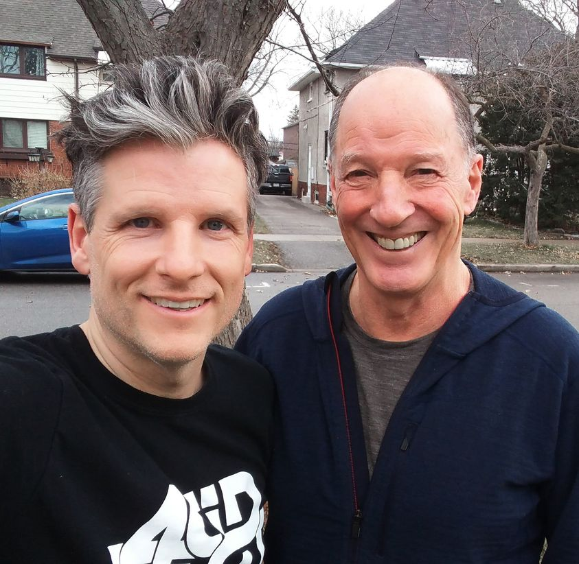Toronto Mike'd Podcast Episode 563: Don Ferguson