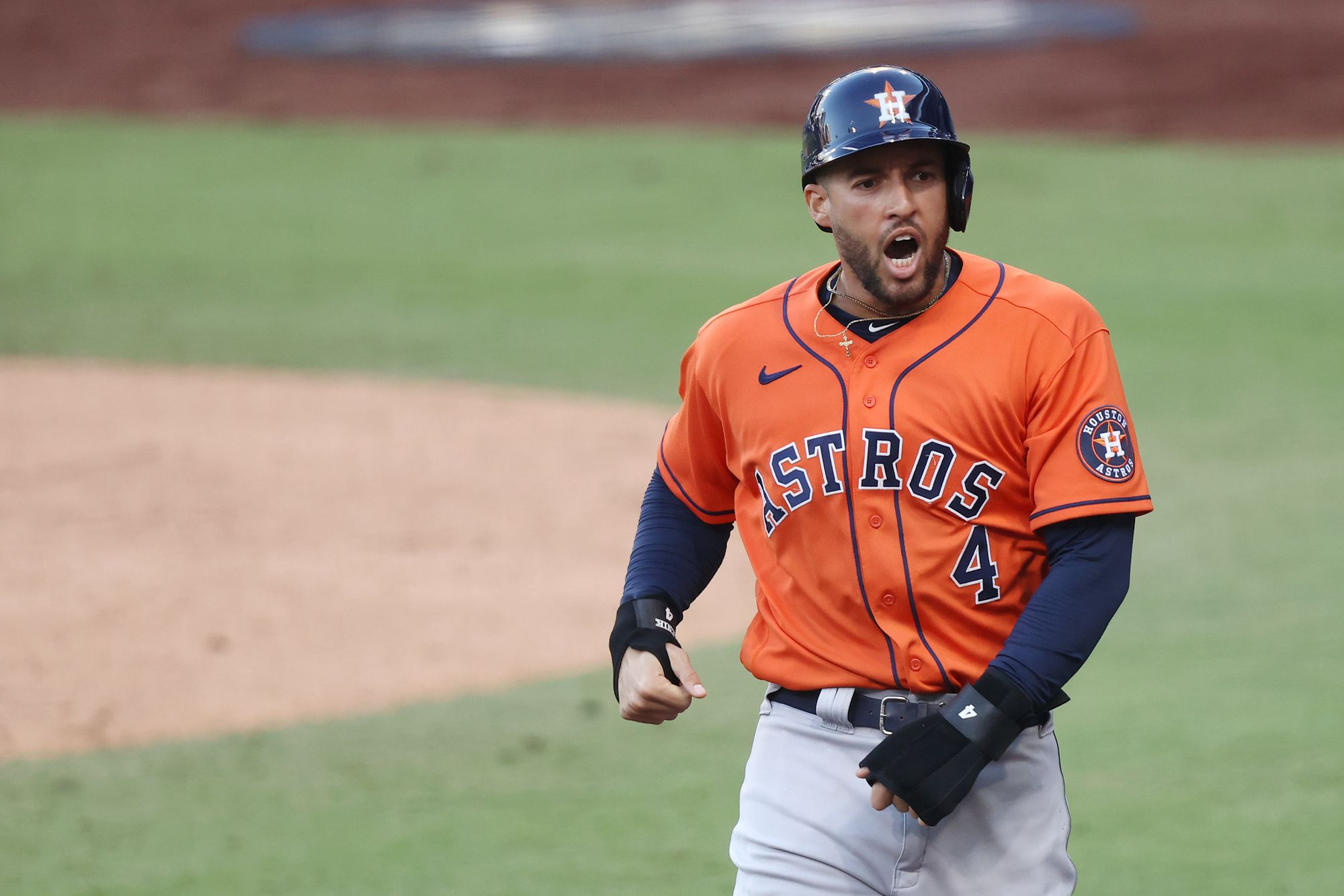 George Springer Signs Massive Contract with Blue Jays