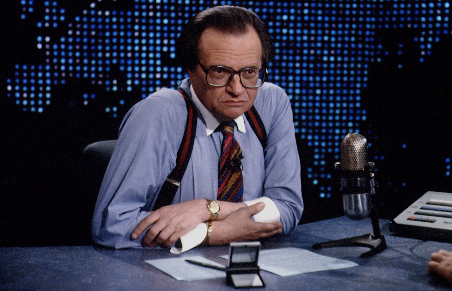 Larry King, Dead at 87