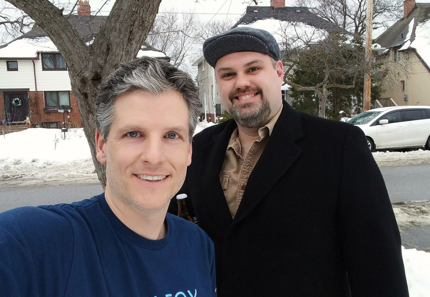 Toronto Mike'd Podcast Episode 299: Matt Gurney