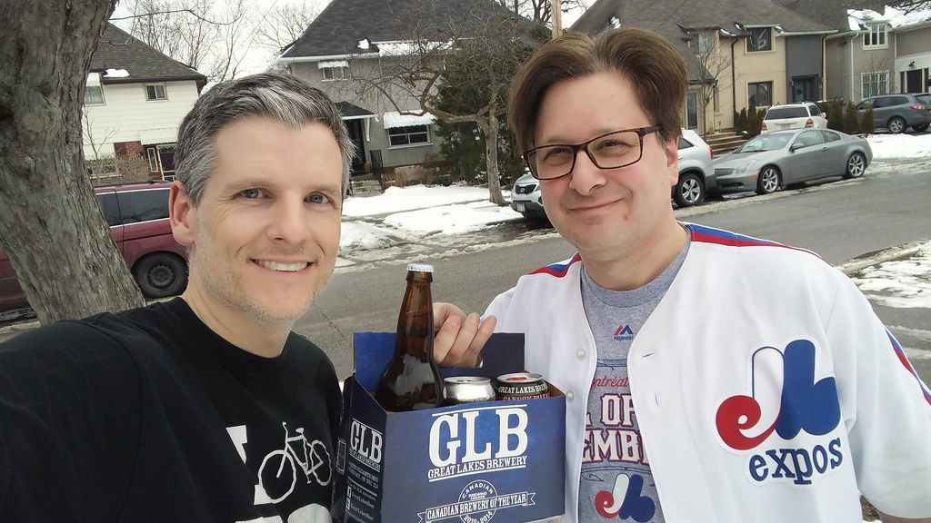 Toronto Mike'd Podcast Episode 304: Brian Gerstein Kicks Out the Jams!