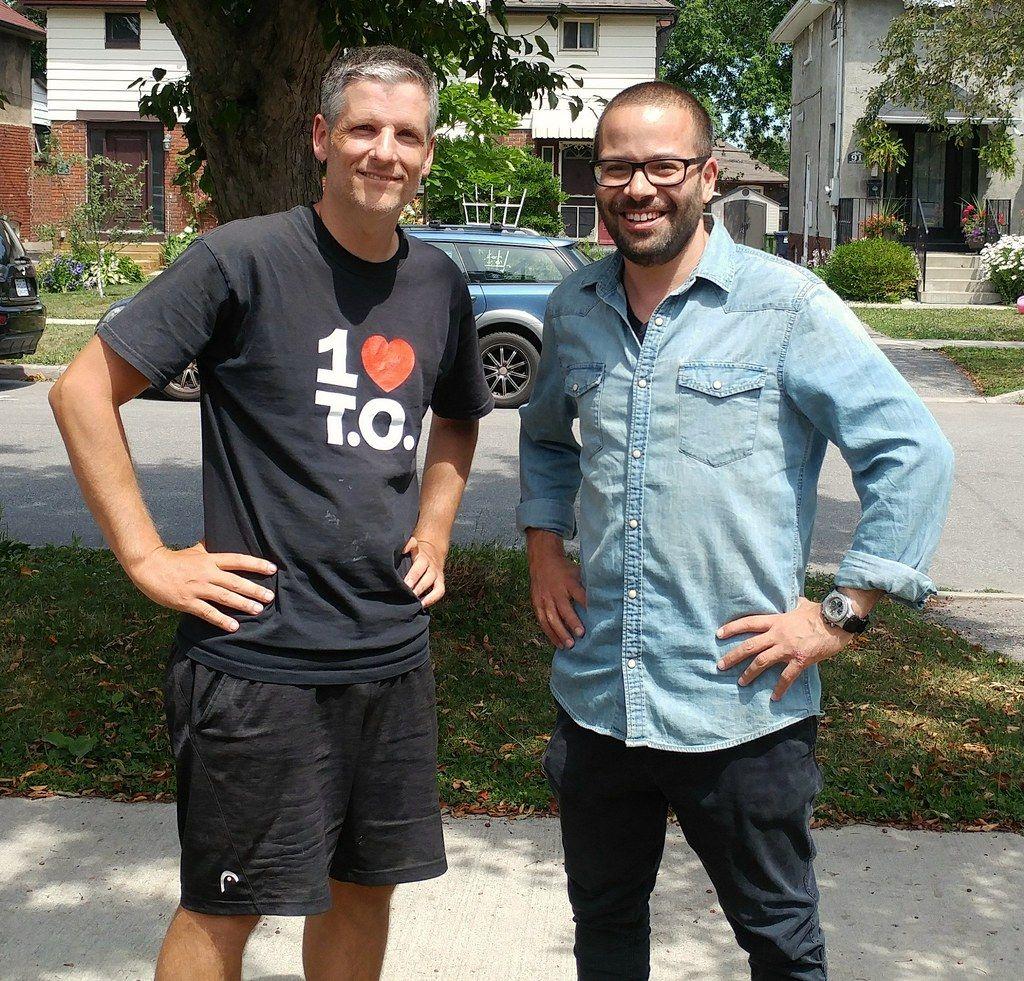 Toronto Mike'd Podcast Episode 359: Stu Stone
