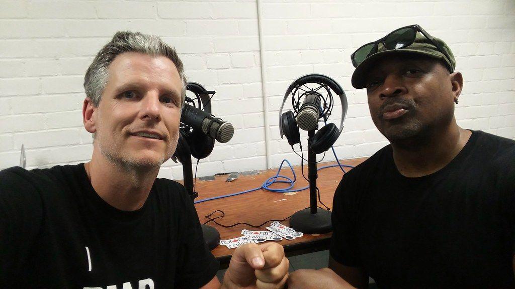 Toronto Mike'd Podcast Episode 493: Chuck D
