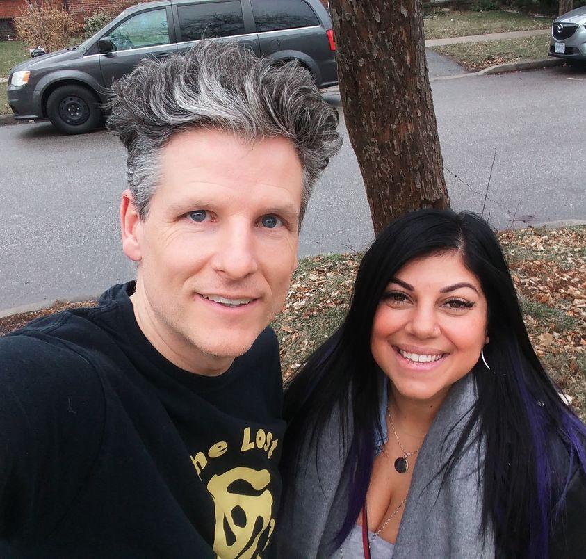 Toronto Mike'd Podcast Episode 570: Pina Crispo