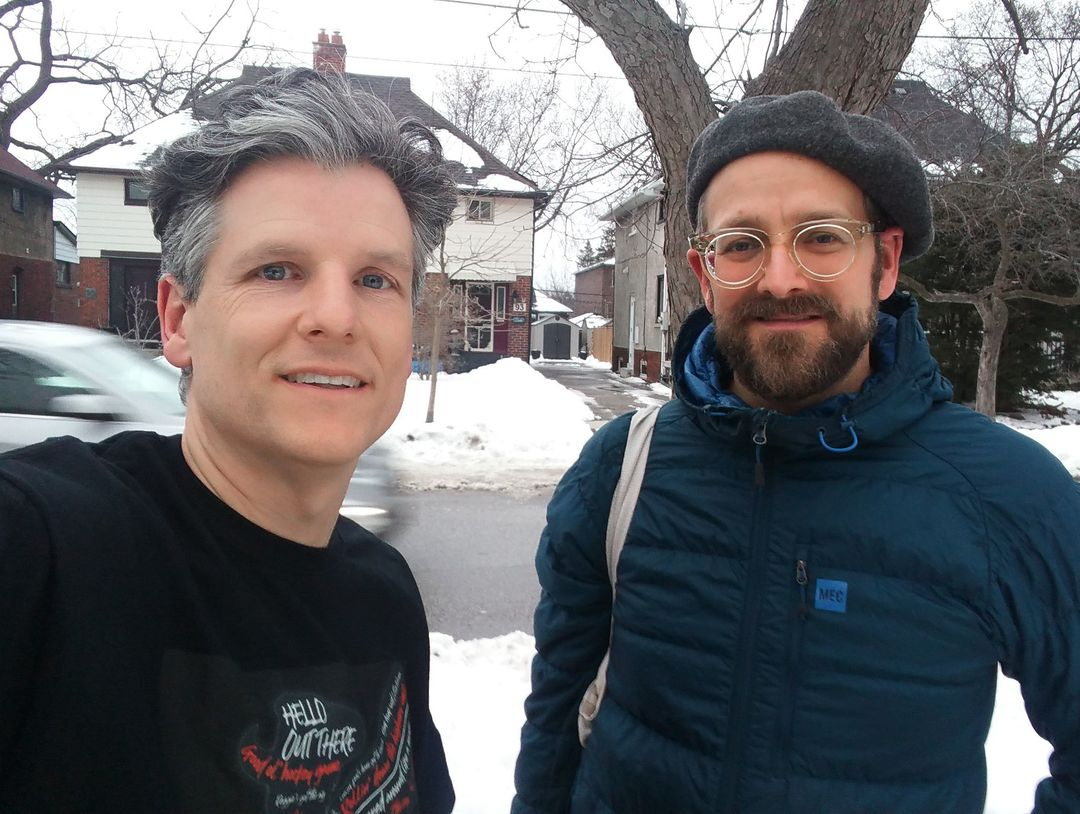 Toronto Mike'd Podcast Episode 576: Shawn Micallef